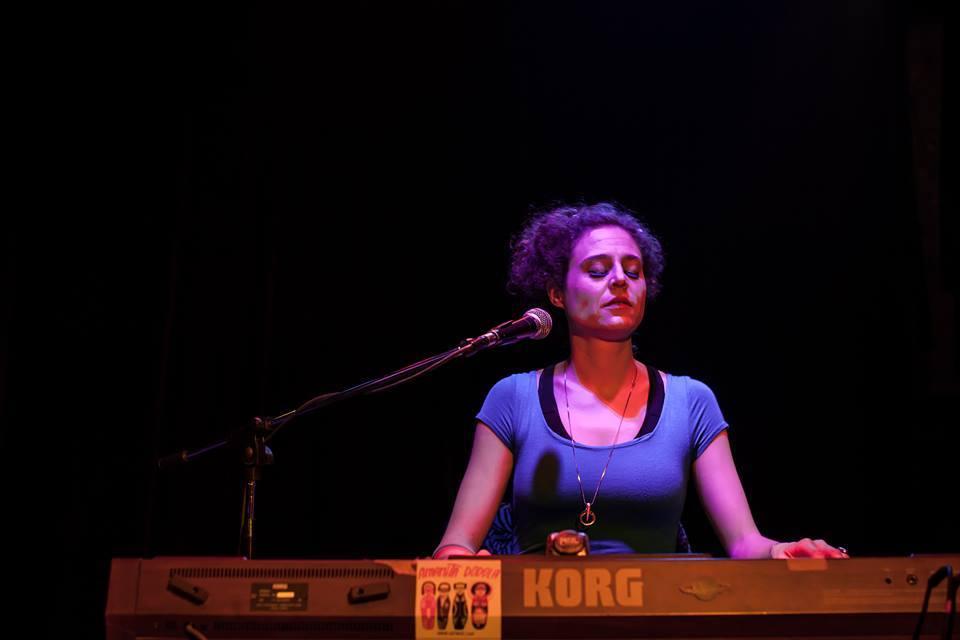 Amanita Dodola live at Menza Pri Koritu (Ljubljana, Slovenia)