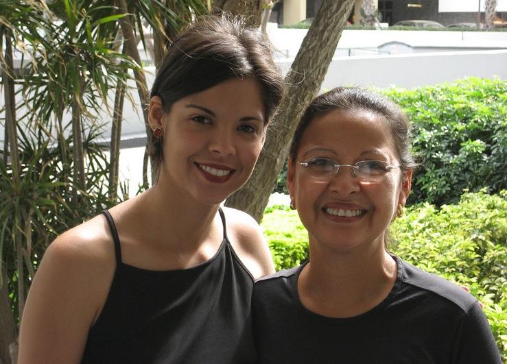 Stelli & Maria in Miami 2