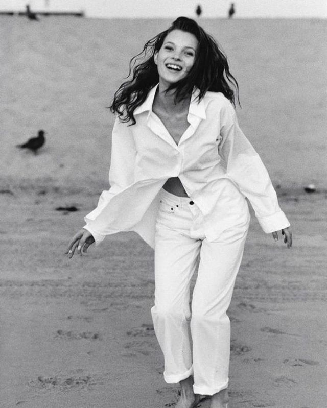 Feel it like Kate on a Friday! 🌟#selfmade #katemoss #ownit #fridayfeels