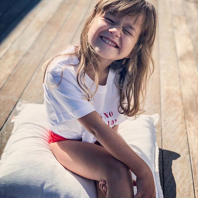 'This is no ordinary love'~ thank you @lo_loan for the gorgeous pics of sweet Roro in our tee. . . . . . . . . . . . . . . . . . #kids #kidstee #kidstshirt #tshirt #thisisnoordinarylove