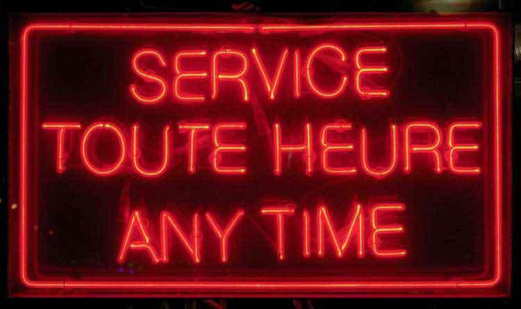 Service©@drbronk