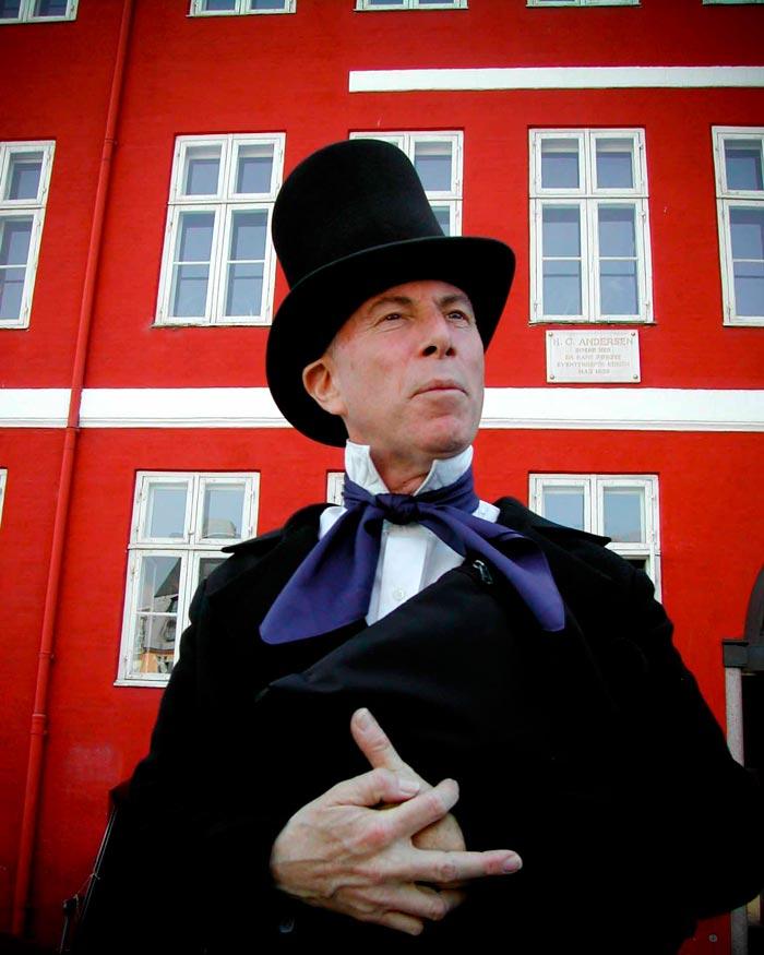 Hans Christiaan Andersen  ©  @drbronk