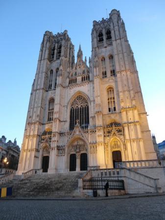kathedraal vanSint-Michiel en Sint-Goedele