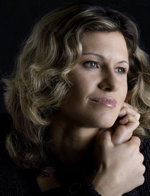 Journalist/schrijfster Maria Genova