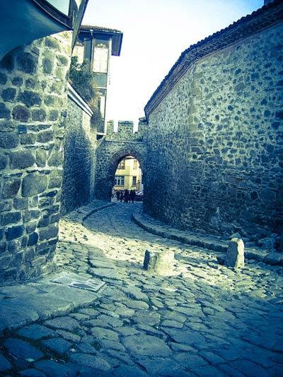 Plovdiv, de tweede stad van Bulgarije©Laveol
