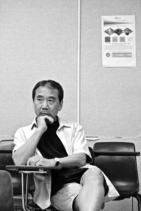 Murakami ©  Auke Hulst