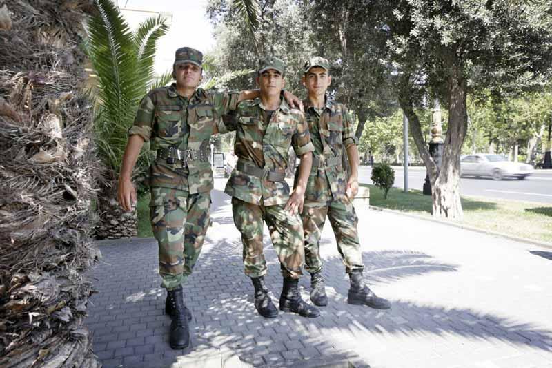 Soldaten © Joyce van Belkom
