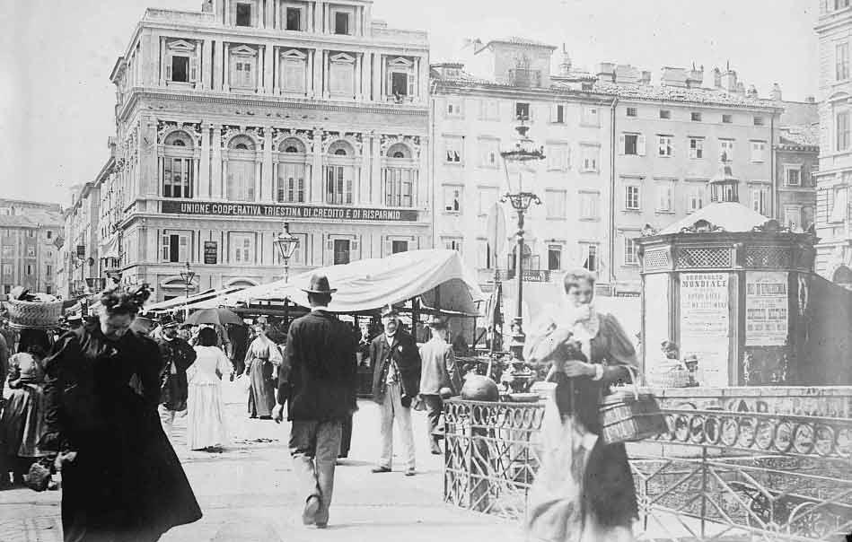 Triëst, 1905