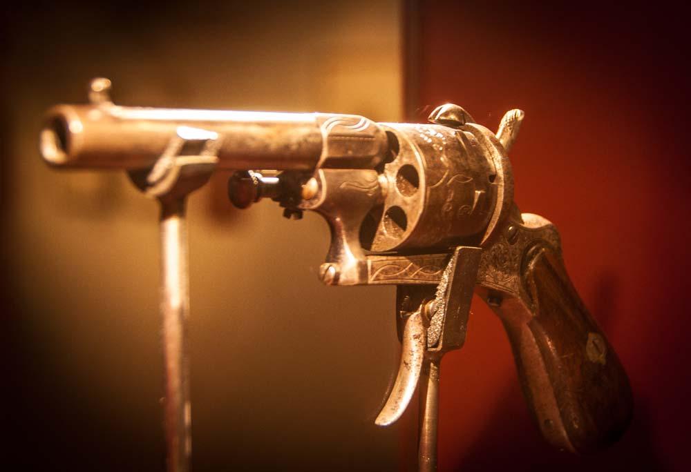 Revolver van Verlaine © David Bronkhorst