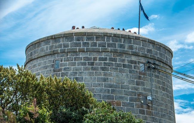 De Martello toren  © David Bronkhorst