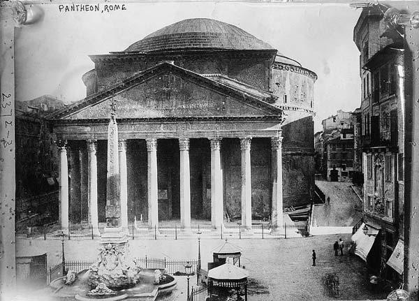 Santa Maria ad Martyres, oftewel het Pantheon