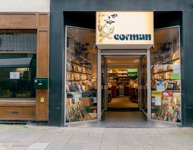 Boekhandel Corman