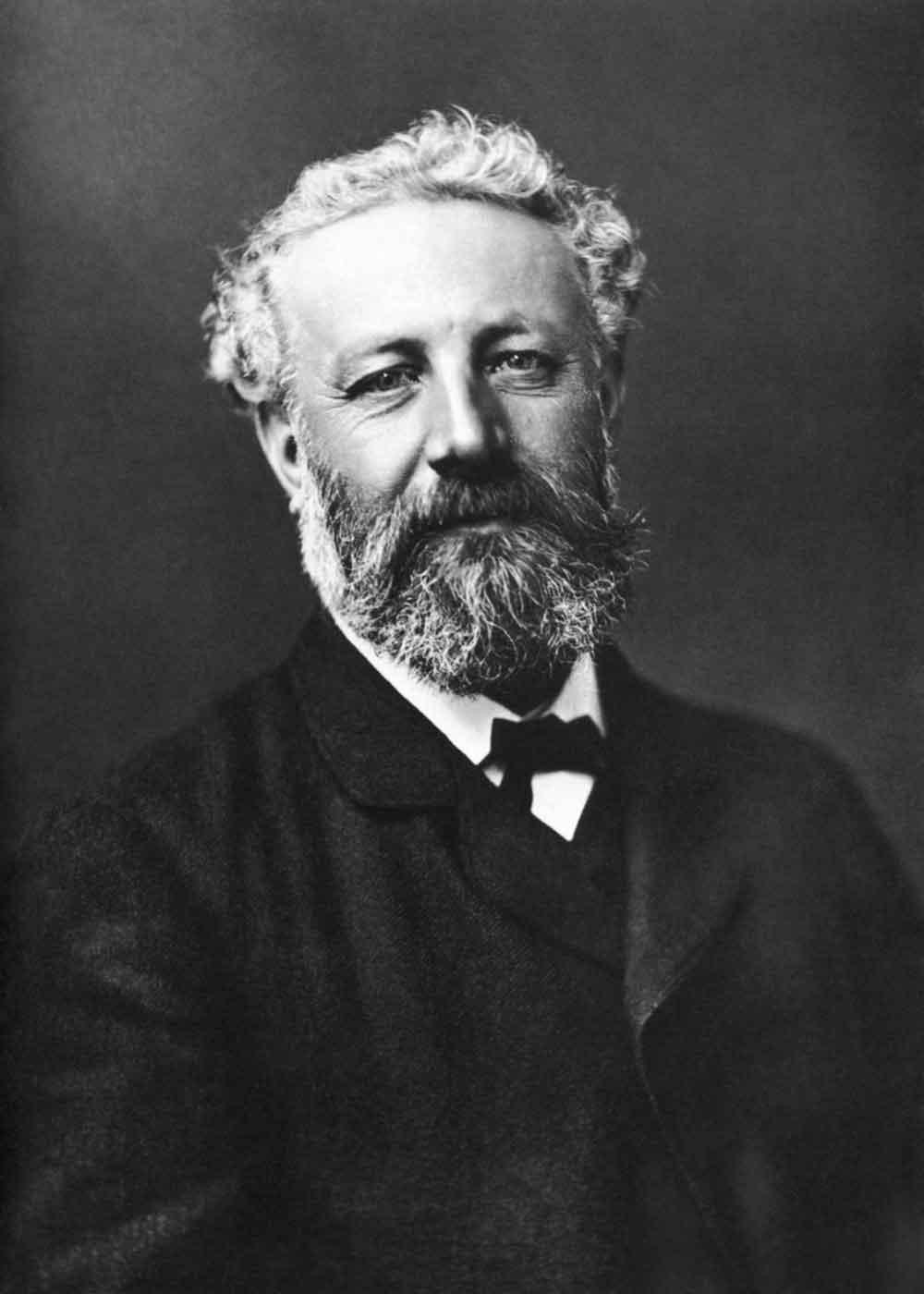 Jules Verne (Felix Nadar)