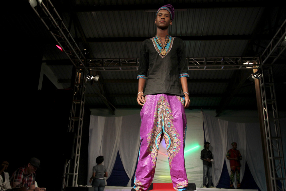 Men's African fashion