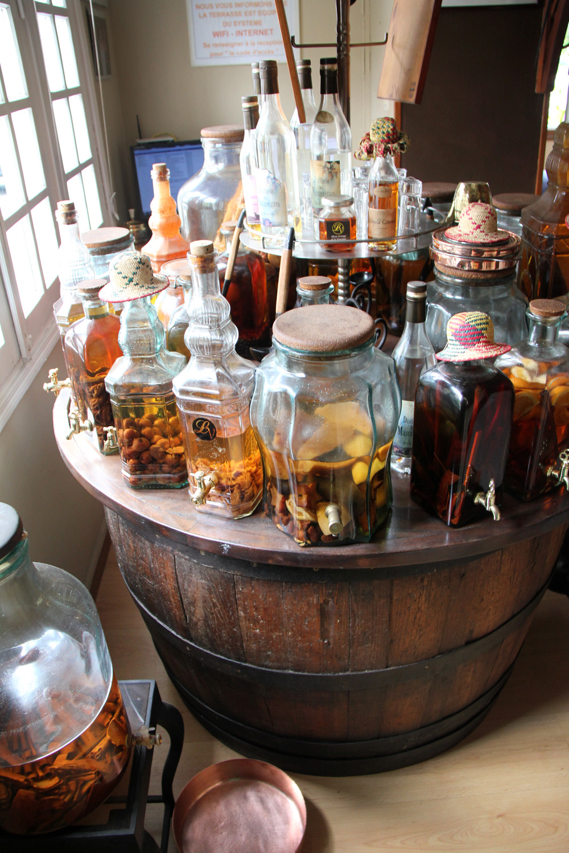 spiced rum in Madagascar