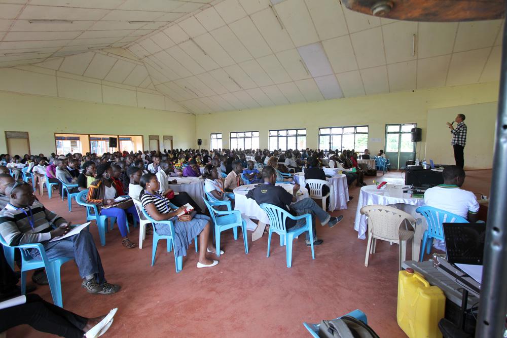 COSA alumni retreat