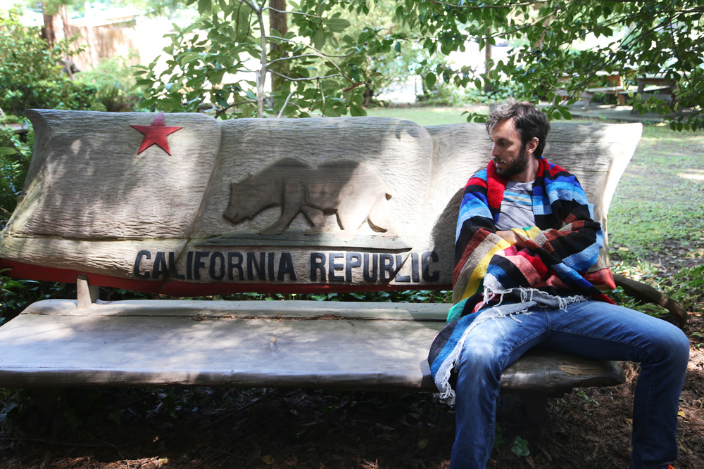 California bench
