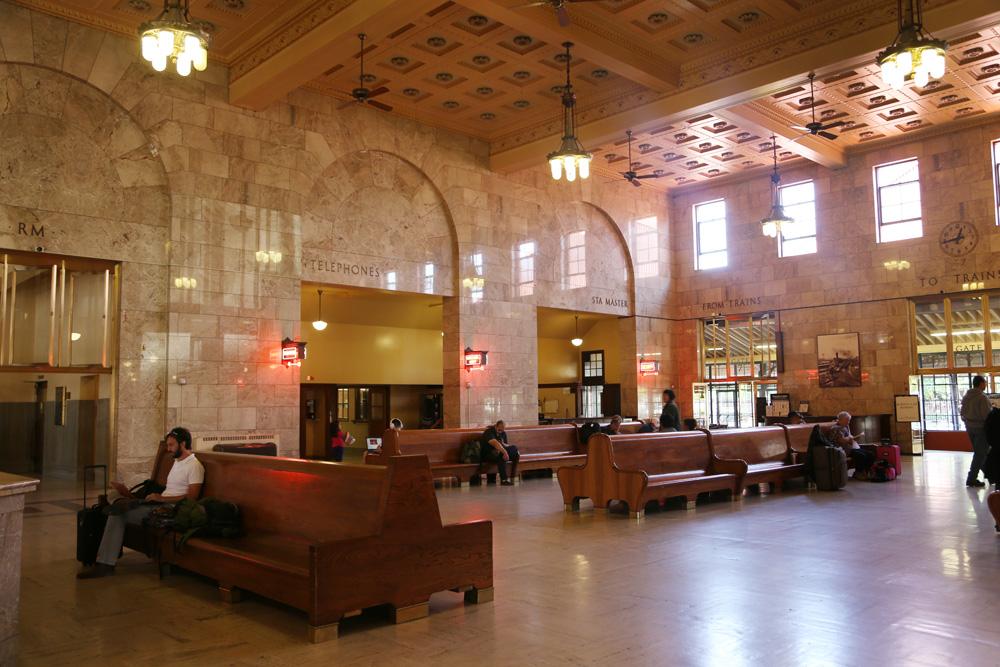 Union Station, Portland