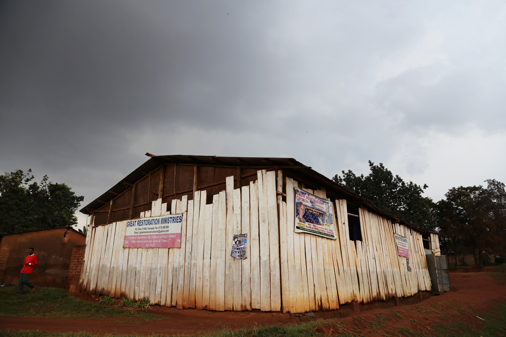 Great Restoration Church, Kampala