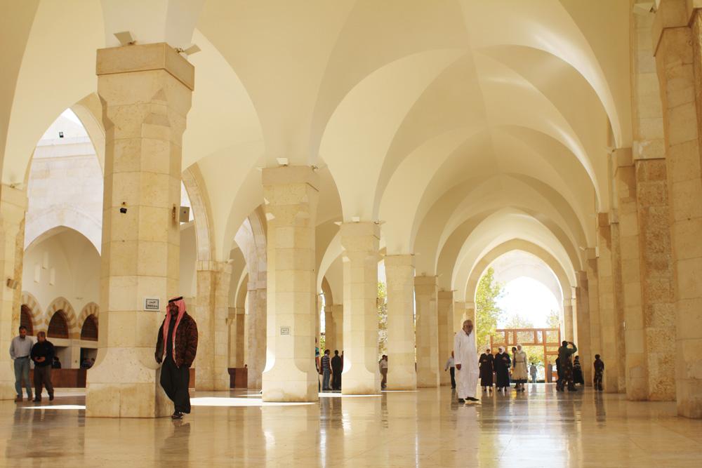 mosque, Jordan