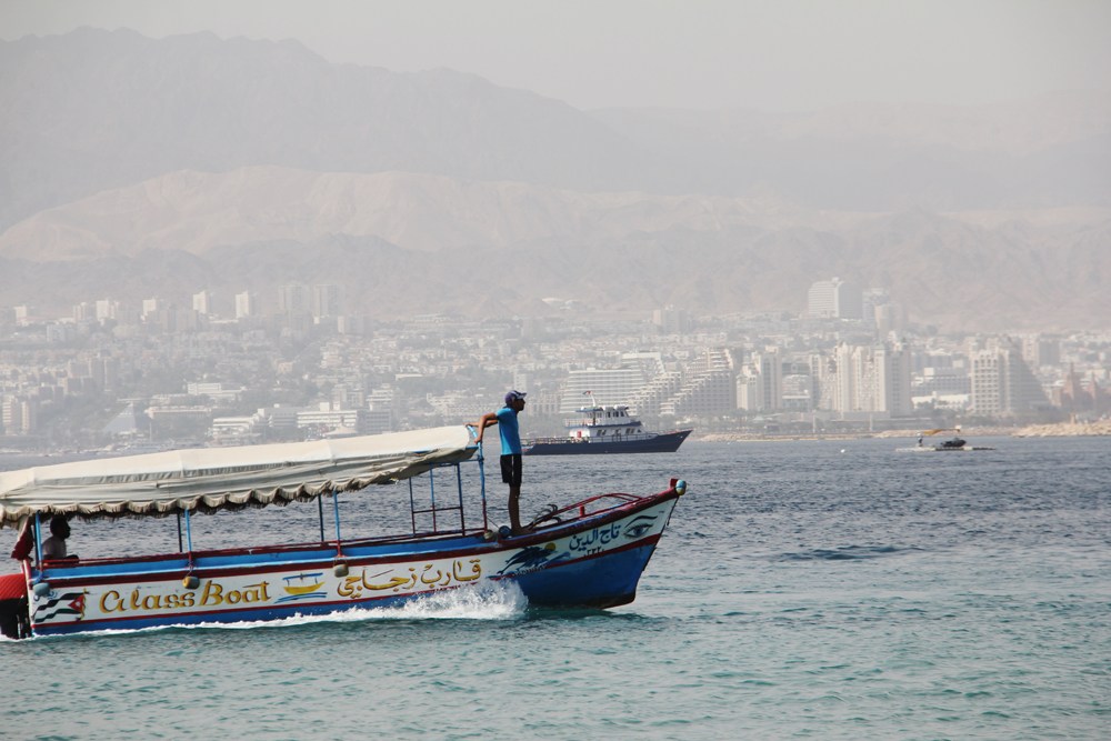 The Red Sea at Aqaba