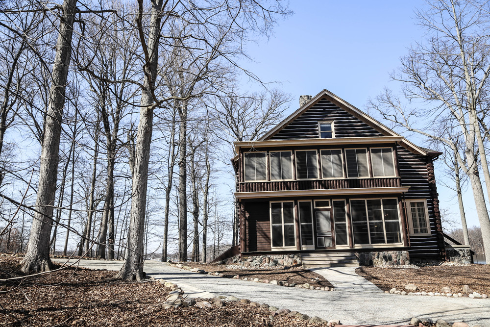 Gene Stratton-Porter's cabin