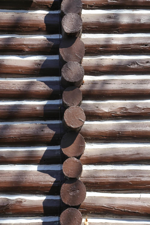 cabin logs