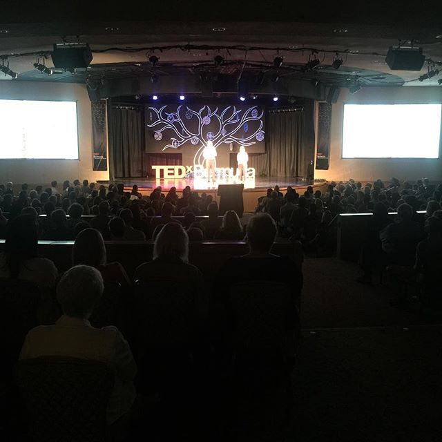 Jacqueline & Richard talk marriage! #tedxbermuda #tedx #bermuda #whatslovegottodowithit #marriage