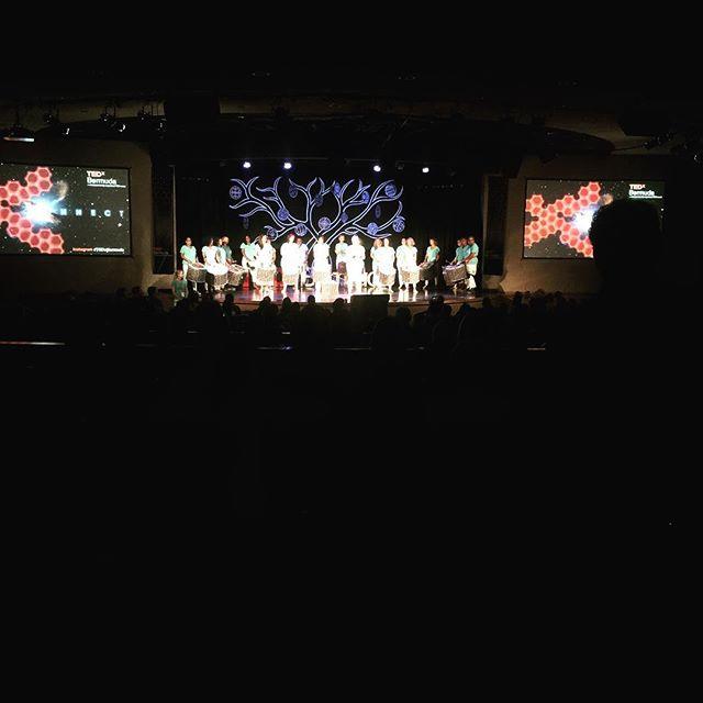 CORAL BEATS!!! #tedxbermuda #coralbeats #tedx #bermuda