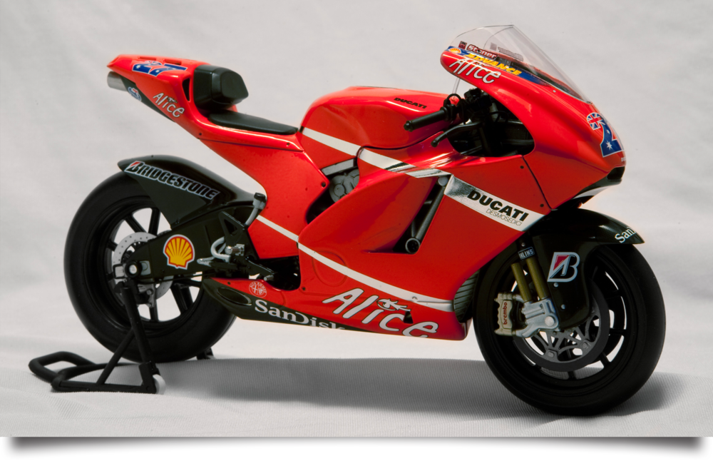 Ducati Desmocedici GP7