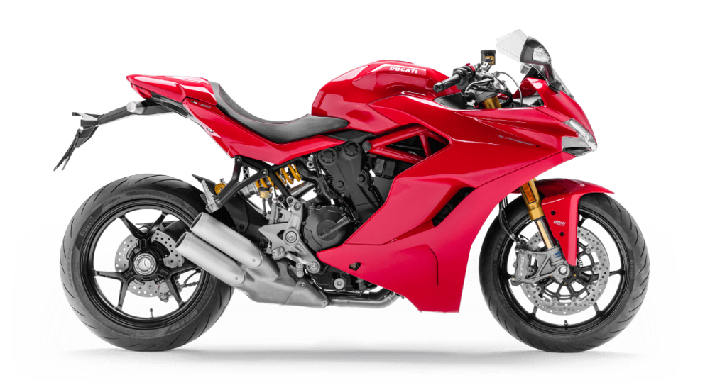 SUPERSPORT S RED