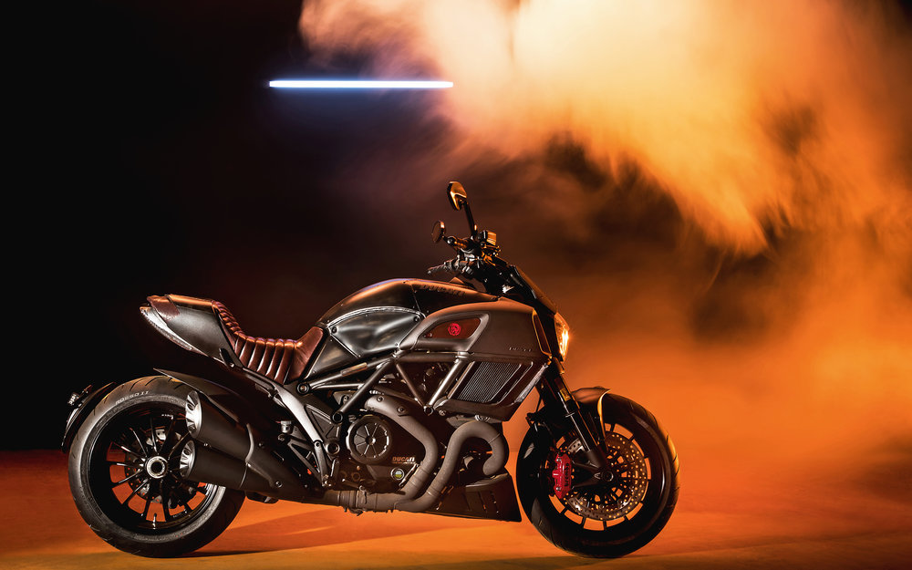 DIAVEL DIESEL - LIMITED EDITION (666 UNIDADES)