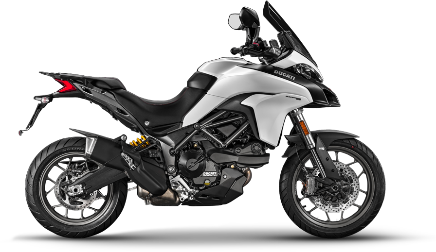 MULTISTRADA 950 WHITE