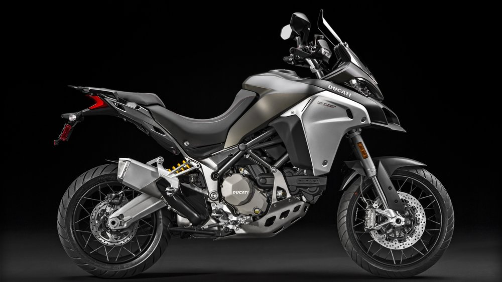 MULTISTRADA 1200 ENDURO PHANTOM GREY