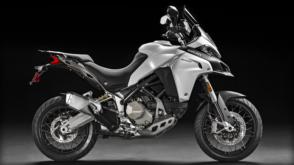 MULTISTRADA 1200 ENDURO STAR WHITE SILK