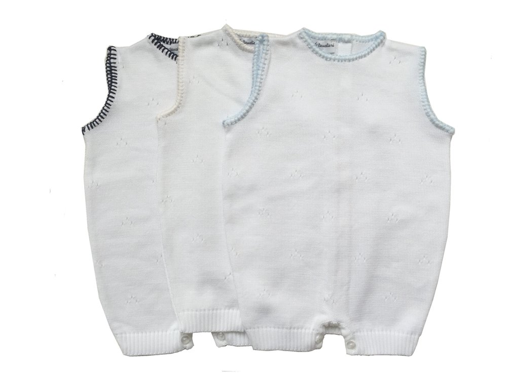 LC80 – COTTON BABY ROMPER