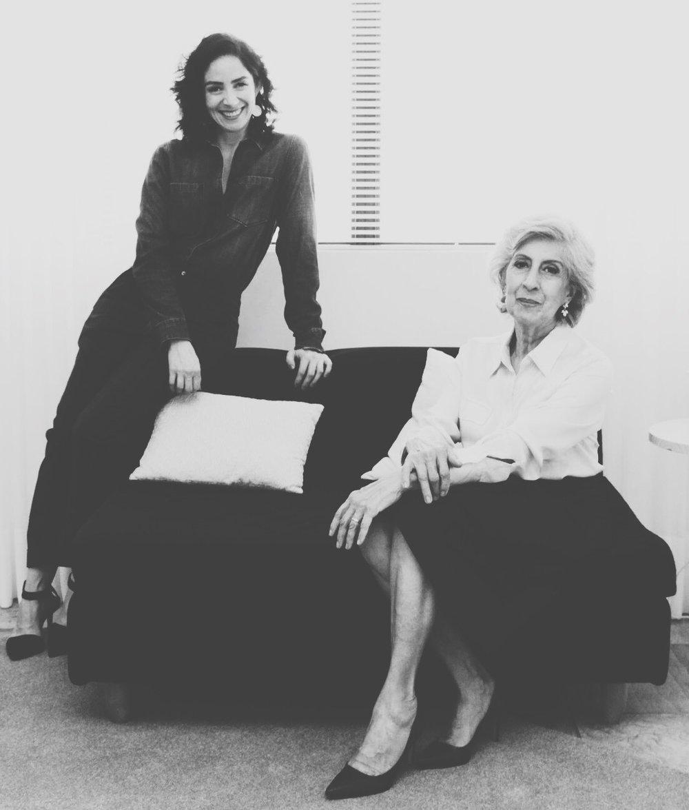 Ana Paula Blanc e Aparecida Blanc - L'Appartement