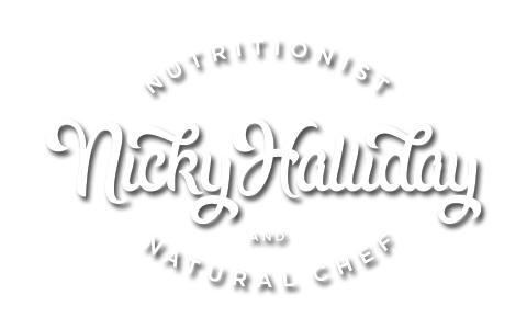 Nicky Halliday Nutritionist & Natural Chef