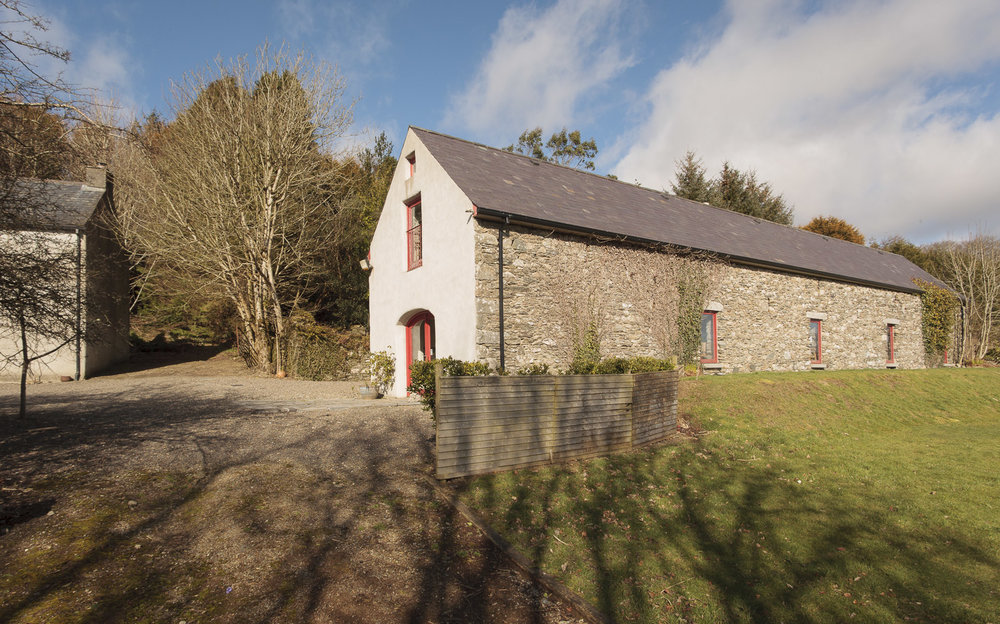 Monalea Barn, Co. Wicklow