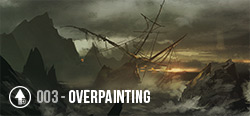 Session 003 - Overpainting