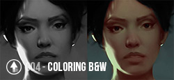 Session 004 - Coloring BW