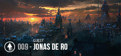 Session 009 - Jonas de Ro