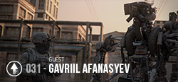 Session 031 - Gavriil Afanasyev