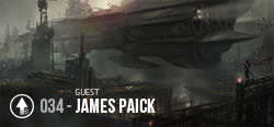 Session 034 - James Paick