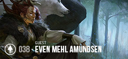 Session 038 - Even Mehl Amundsen