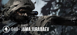 Session 040 - Jama Jurabaev
