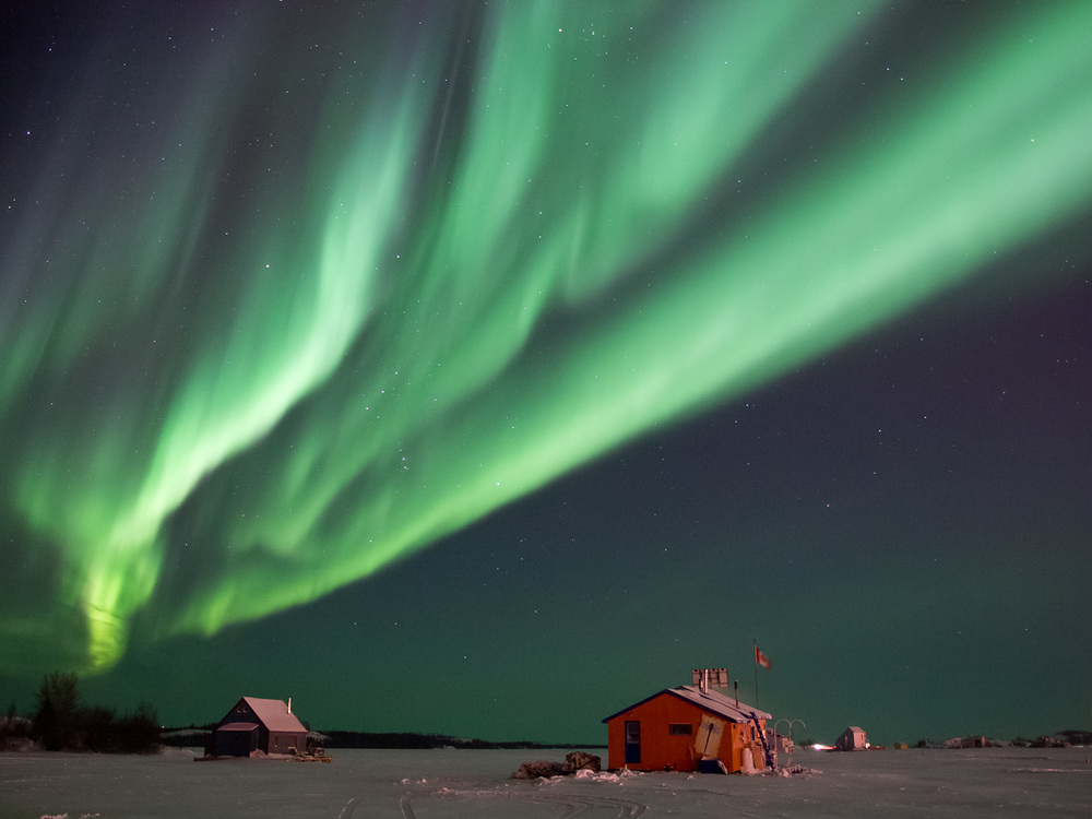 aurora borealis solar storm today - photo #49