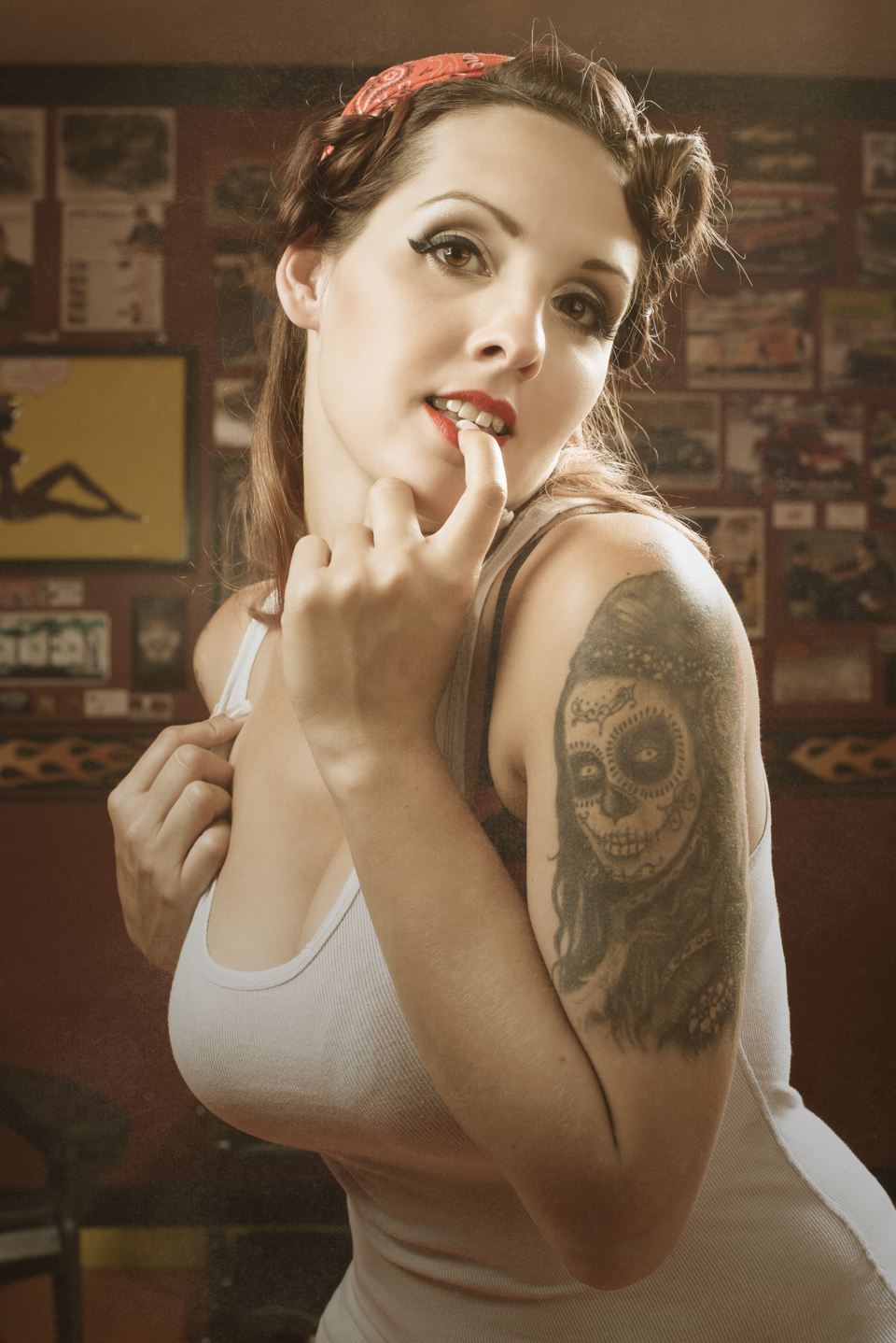 Nigel Fearon Photography | Katrina Bernardi Pinup-3.jpg