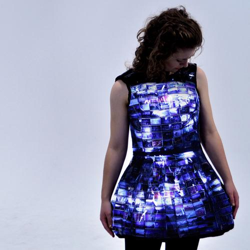 http://www.theverge.com/2012/5/28/3048563/little-slide-dress-film-arduino-wearable-technology
