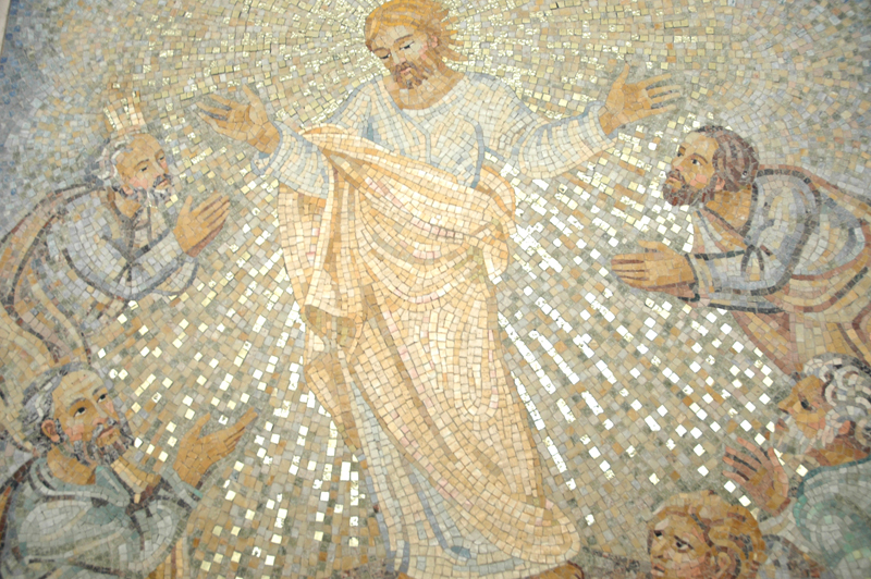 Transfiguration, from Art in the Christian Tradition, a project of the Vanderbilt Divinity Library, Nashville, TN